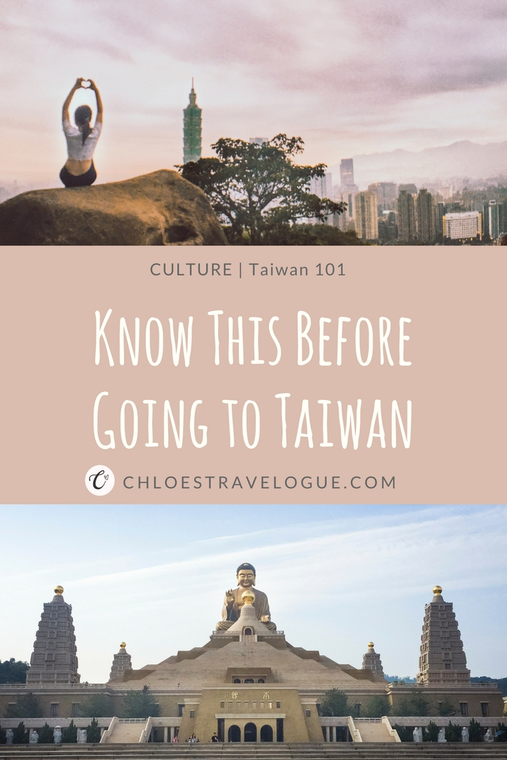 Which Country is Chinese Taipei? | Know this before going to Taiwan | www.chloestravelogue.com