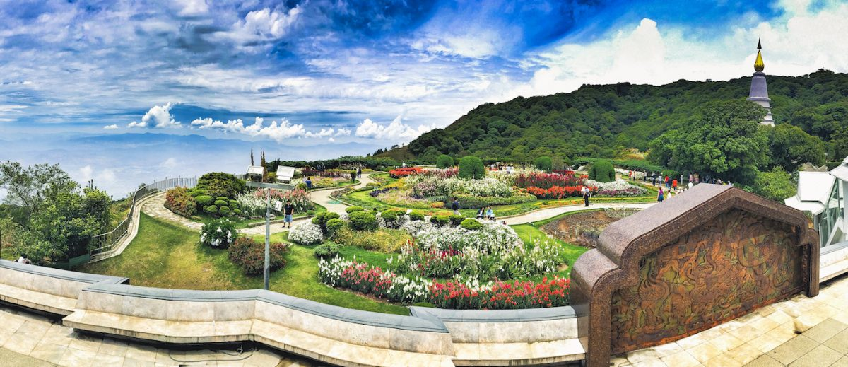 Doi Inthanon Tour • National Park with Natural Beauty and Hill Tribes
