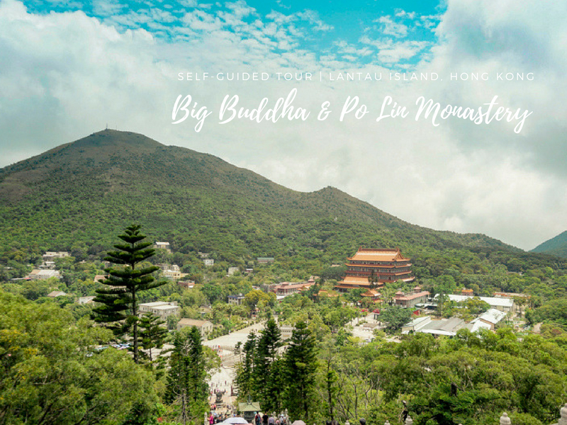 Self-Guided Lantau Island Tour: Big Buddha and Po Lin Monastery