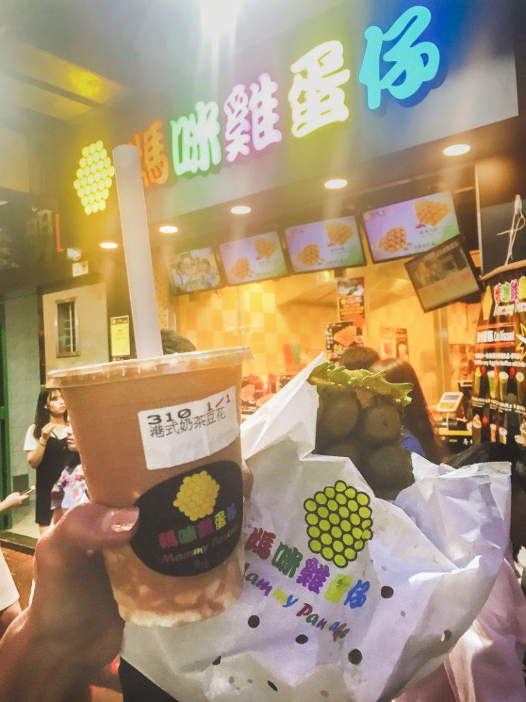 Hong Kong Food Diary | The Mouth-Watering Itinerary in the Greatest Food City #hongkong #food #hongkongfood #discoverhongkong #michelin #michelinguide #hongkongstreetfood #mammypancake #eggwaffle #milktea