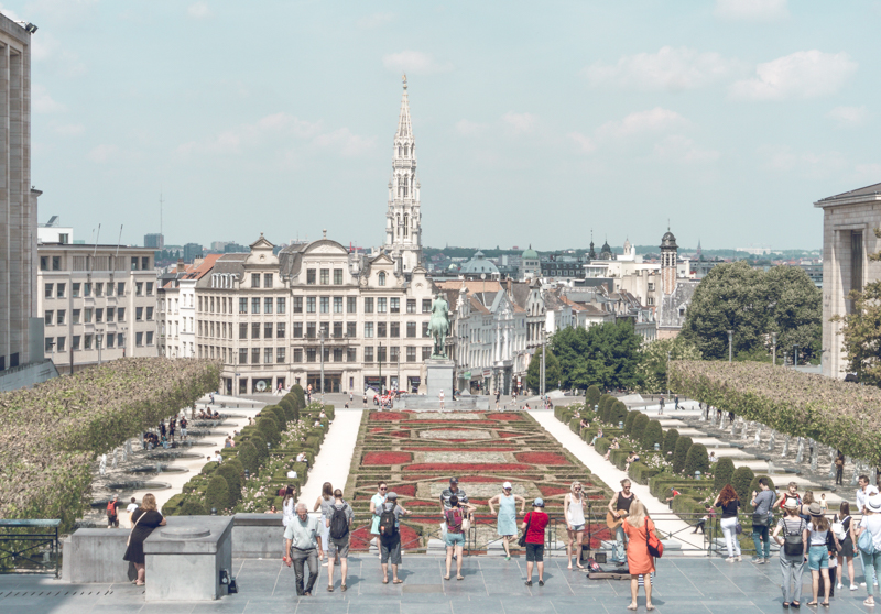 One day in Brussels for Art Enthusiasts - Royal Museums of Fine Arts of Belgium | #Brussels #Bruxelles #Belgium #itinerary #Europe #Art #RoyalMuseum #MontdesArts #Rubens #Landmark | www.ChloesTravelogue.com