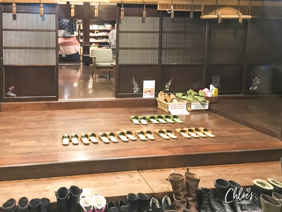 All you need to know about ryokans in Japan | Ryokan Etiquette | Take off your shoes | chloestravelogue.com | #ryokan #onsen #JapaneseCulture #JapaneseEtiquette | chloestravelogue.com