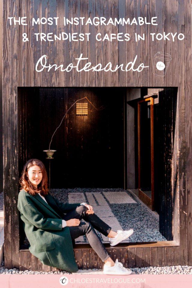 Omotesando Cafe | The most Instagrammable & Trendiest Cafes in Tokyo | #Omotesando #Aoyama #Tokyo #Japan #OmotesandoCafe #AoyamaFlowerMarketTeahouse #CafeKitsuneTokyo #LattestOmotesando #KoffeeMameya #AoyamaFlowerMarketTeahouse
