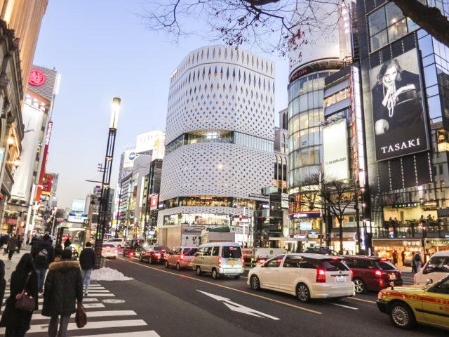 Things to do in Ginza | What to do in Ginza: Chuo Dori on weekends | #Ginza #Tokyo #GinzaThingstoDo #Japan #GinzaChuoDori