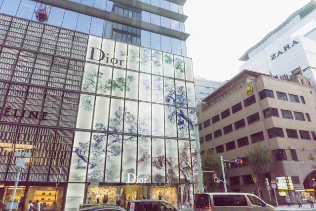 Ginza Shopping District | Ginza Department Store Shopping - Wako Ginza, Mitsukoshi Ginza, Ginza 6, Tokyu Plaza | #Ginza #Tokyo #GinzaThingstoDo #Japan #GinzaShopping #GinzaDeartmentStore